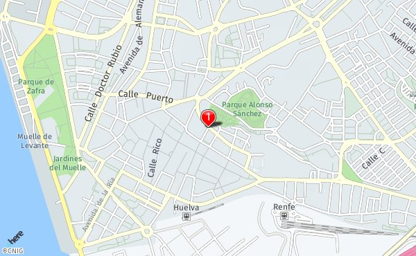 Mapa De Huelva Capital.Callejero De Huelva Planos Y Mapas De La Ciudad De Huelva