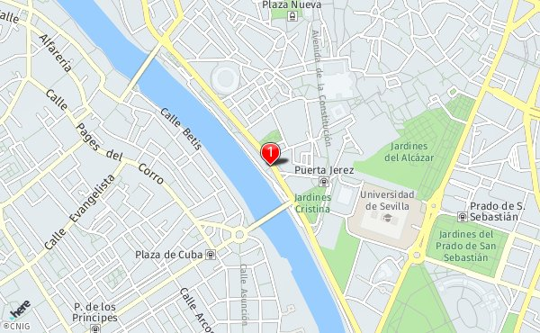 Mapa Callejero De Sevilla.Callejero De Sevilla Planos Y Mapas De La Ciudad De