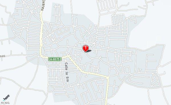 Villanueva Del Ariscal Mapa.Calles De Villanueva Del Ariscal Callejero Net