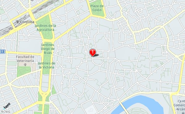 Mapa Callejero De Cordoba.Callejero De Cordoba Planos Y Mapas De La Ciudad De Cordoba Callejero Net