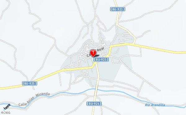 Peñaranda De Duero Mapa.Plaza Mayor Of Madrid Callejero De Penaranda De Duero