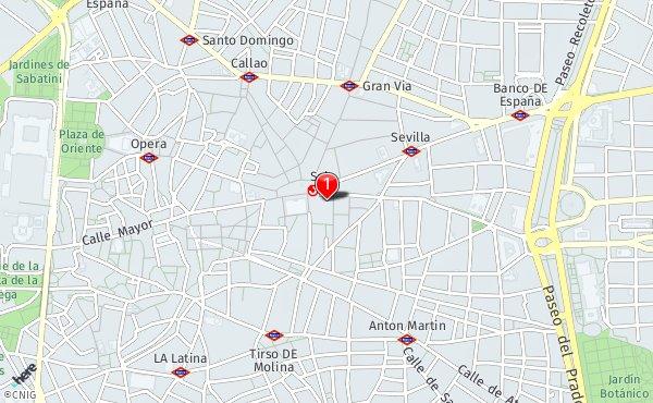 Cinesa Atalayas Cines en Murcia Puntos de interés