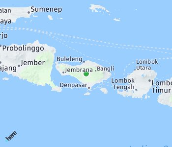 Area of taxi rate Bali