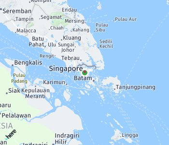 Area of taxi rate Singapore