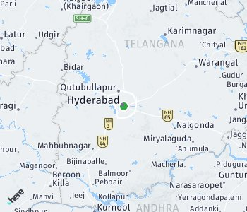 Area of taxi rate Hyderabad