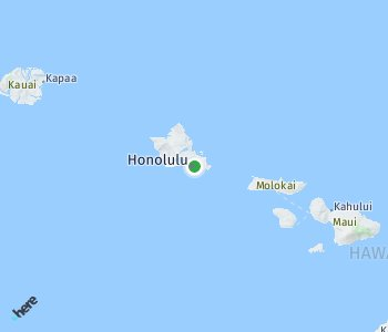 Area of taxi rate Honolulu