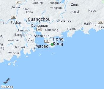 <?php echo Lage des Taxitarifgebietes Hongkong; ?>