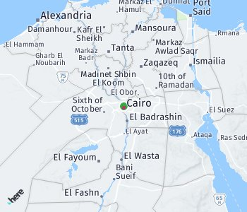 <?php echo Area of taxi rate Cairo; ?>
