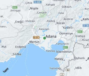 <?php echo Area of taxi rate Adana; ?>