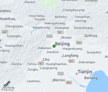 <?php echo Area of taxi rate Peking; ?>