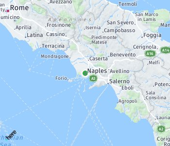 <?php echo Area of taxi rate Napoli; ?>