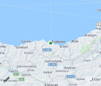 <?php echo Area of taxi rate Trabzon; ?>