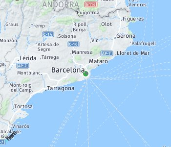 <?php echo Area of taxi rate Barcelona; ?>