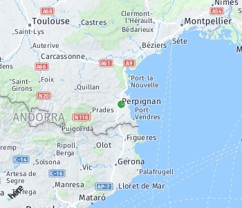 <?php echo Area of taxi rate Perpignan; ?>