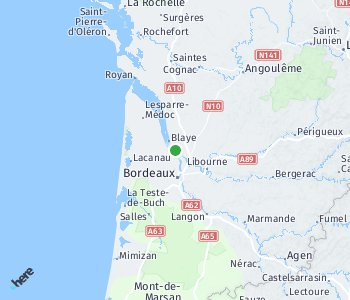<?php echo Area of taxi rate Bordeaux; ?>