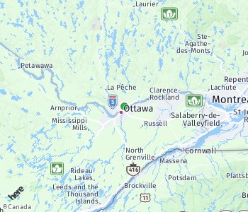 Area of taxi rate Gatineau