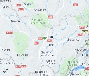<?php echo Area of taxi rate Dijon; ?>