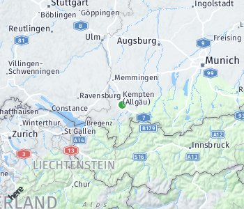 <?php echo Area of taxi rate Kempten; ?>