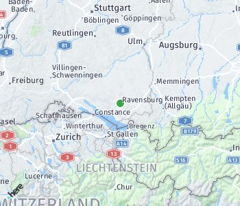 Area of taxi rate Ravensburg
