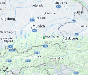 Area of taxi rate Rosenheim