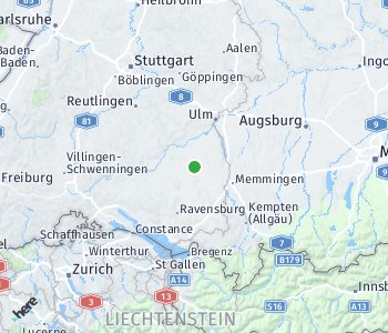 Area of taxi rate Biberach
