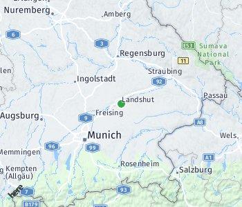 <?php echo Lage des Taxitarifgebietes Landshut; ?>