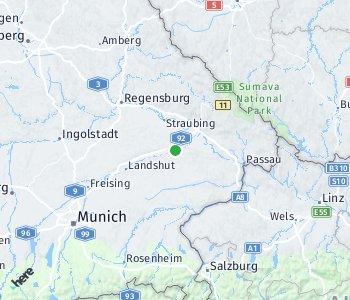 Area of taxi rate Dingolfing-Landau