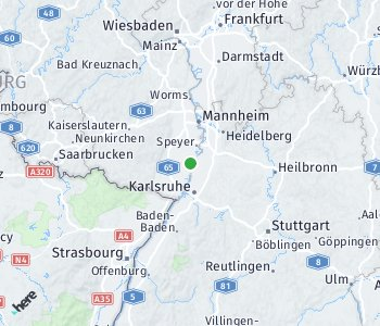 Area of taxi rate Germersheim