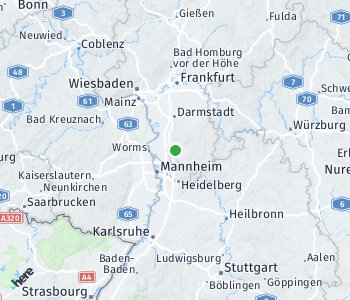 Area of taxi rate Heppenheim