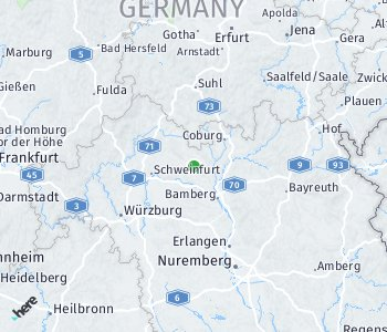 <?php echo Area of taxi rate Hassberge; ?>