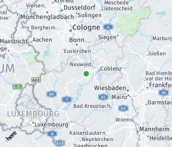 Area of taxi rate Mayen-Koblenz
