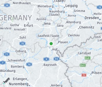 Lage des Taxitarifgebietes Ebersberg