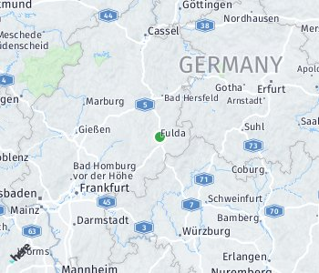 <?php echo Area of taxi rate Fulda; ?>