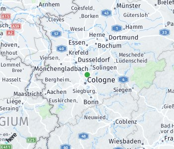 Area of taxi rate Leverkusen
