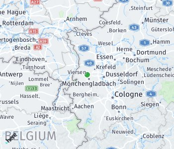 <?php echo Area of taxi rate Viersen; ?>