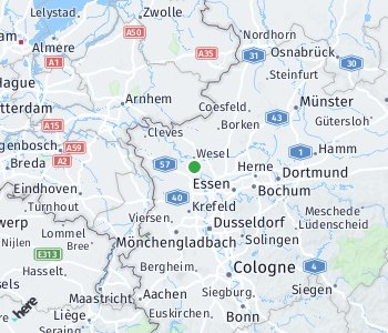 Area of taxi rate Wesel