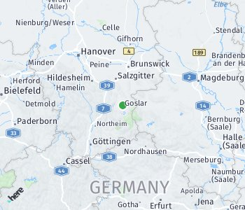 Area of taxi rate Goslar