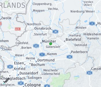 <?php echo Area of taxi rate Warendorf; ?>