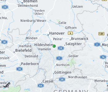 Area of taxi rate Hildesheim