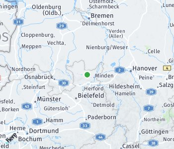 <?php echo Area of taxi rate Minden Lübbecke; ?>