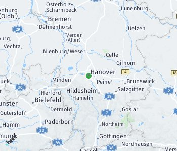 <?php echo Lage des Taxitarifgebietes Hannover; ?>