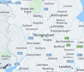 Area of taxi rate Coventry