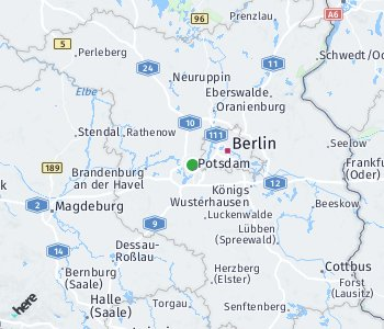 <?php echo Lage des Taxitarifgebietes Potsdam; ?>