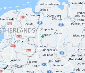 Area of taxi rate Emsland