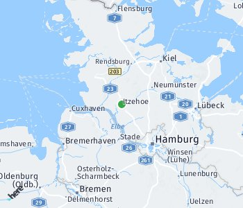 Area of taxi rate Steinburg