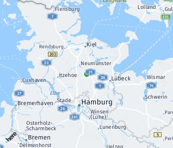 <?php echo Area of taxi rate Segeberg; ?>