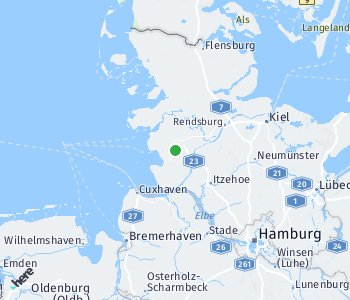 Area of taxi rate Dithmarschen