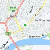 Riverland map