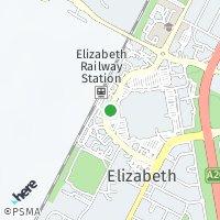 Elizabeth map