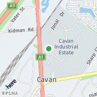 Jonal Drive Campus map